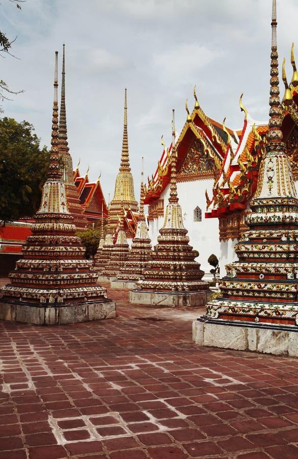 Wat Phra Kaeo lizenzfreie stockbilder