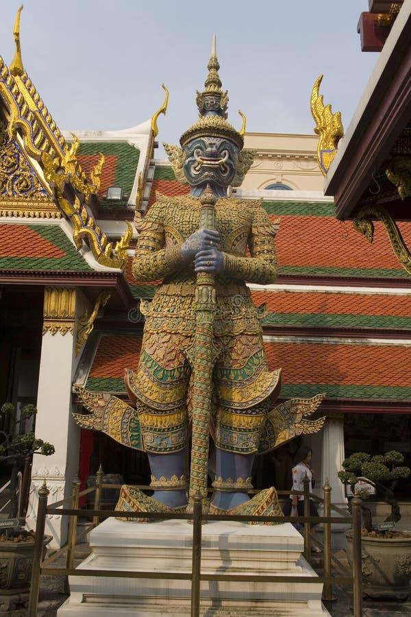 Free Wat Phra Kaeo,Bangkok, Thailand. Stock Image - 1580811