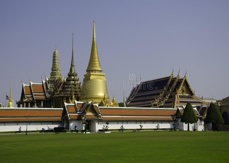 Wat Phra Kaeo - Bangkok, Thailand royalty-vrije stock fotografie