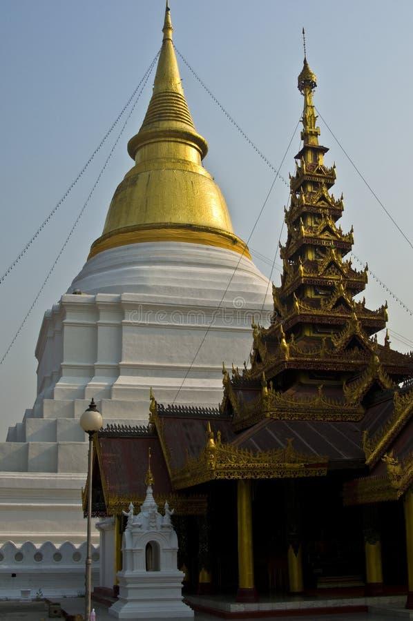 Wat Phra Kaeo Don Tao Stock Photos