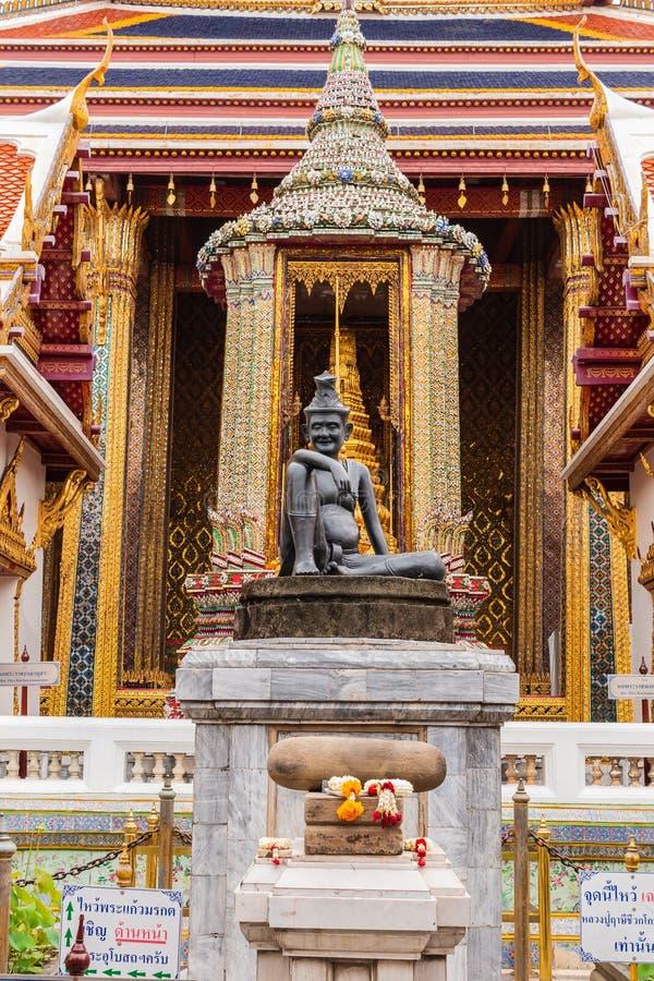 Wat Phra Kaew стоковое изображение