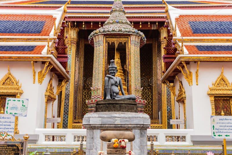Wat Phra Kaew стоковое фото rf