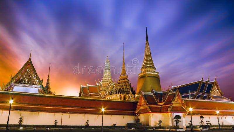 Wat Phra Kaew fotografie stock libere da diritti