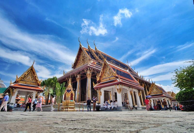 Wat Phra Kaew image stock