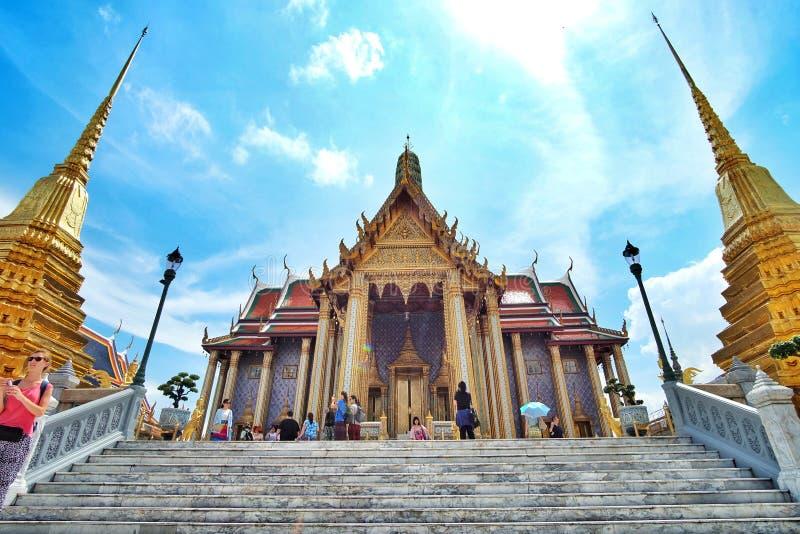 Wat Phra Kaew images libres de droits