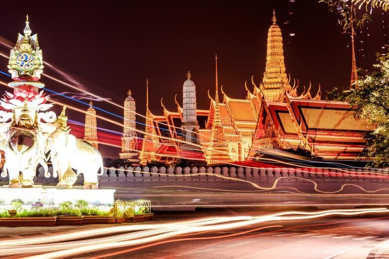 Wat Phra Kaew fotografie stock