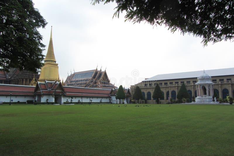 Wat Phra Kaew immagine stock libera da diritti