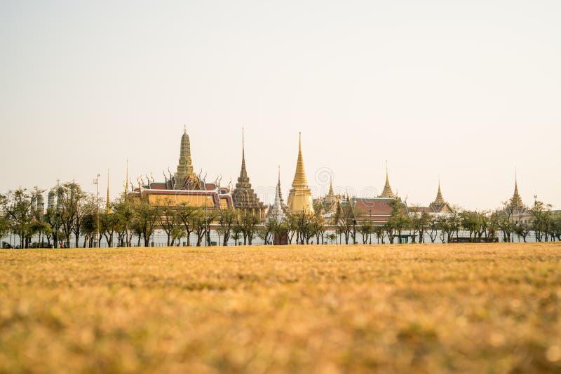 Wat Phra Kaew fotografia de stock royalty free