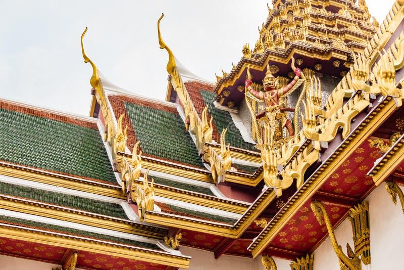 Wat Phra Kaew foto de stock royalty free