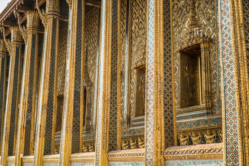Wat Phra Kaew imagem de stock royalty free