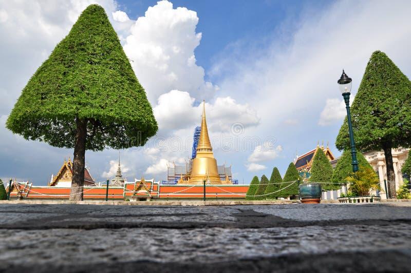 Wat Phra Kaew stock fotografie