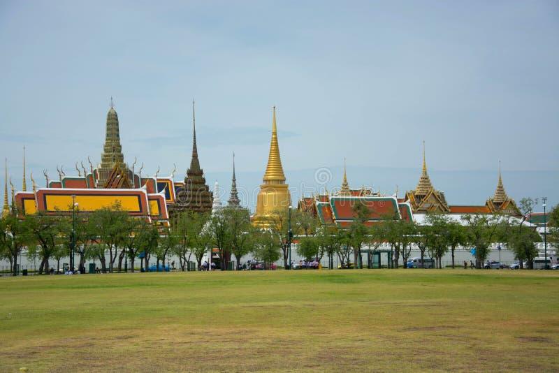 Wat Phra Kaew royalty free stock photography