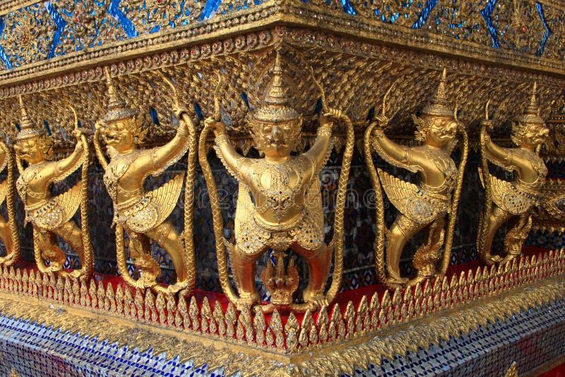 Wat Phra Kaew thailand royalty free stock photography