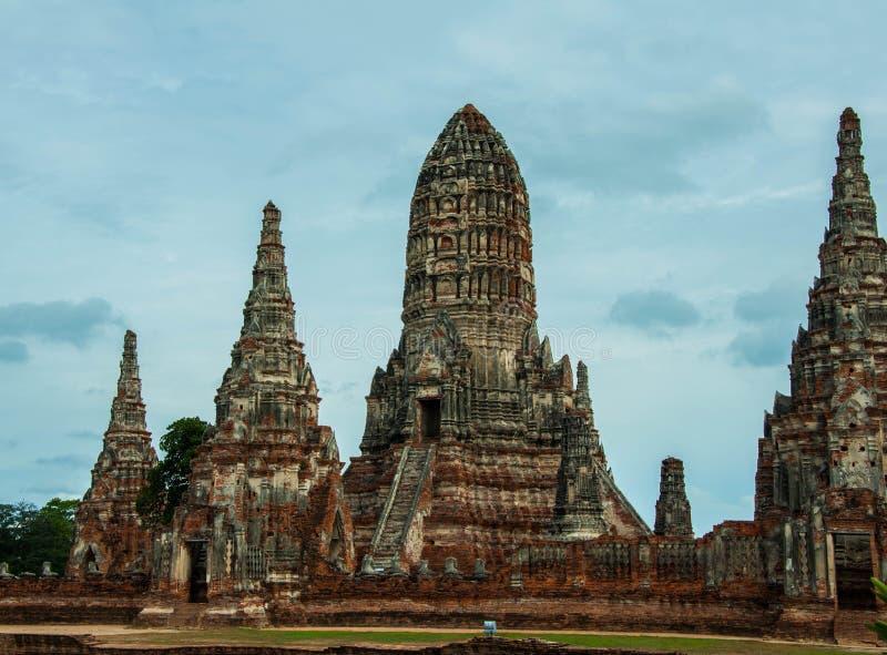Wat Phra Kaew Of Thailand Bankok fotografia de stock royalty free