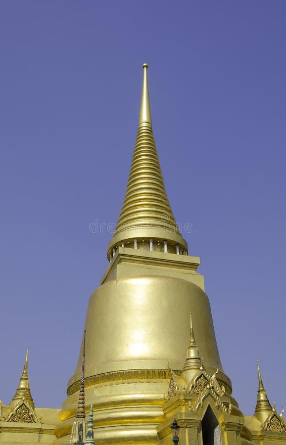 Wat Phra Keaw royalty-vrije stock afbeeldingen