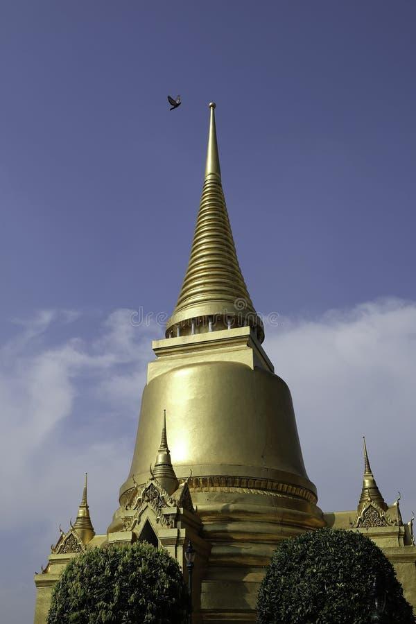 Wat Phra Keo Bangkok Tailandia imagenes de archivo