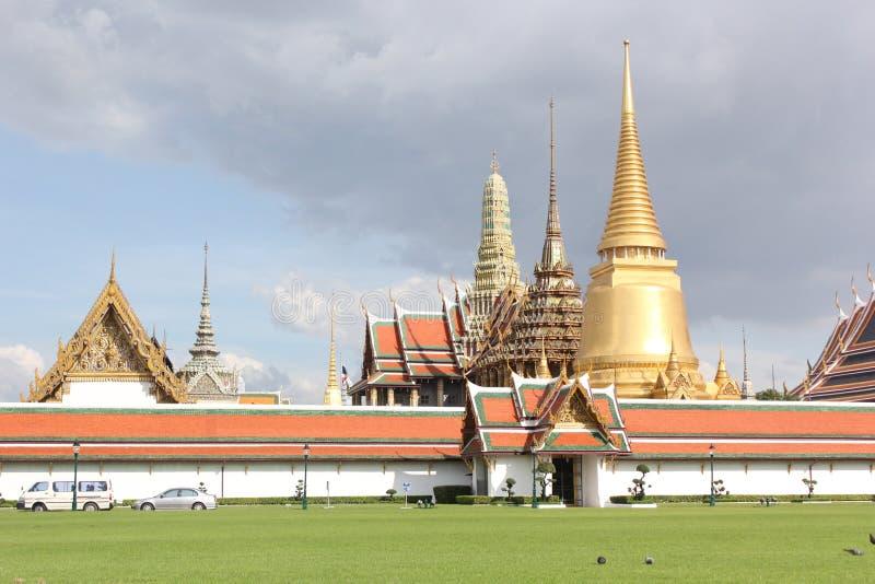 Wat Phra Keo Bangkok Thailand lizenzfreie stockbilder