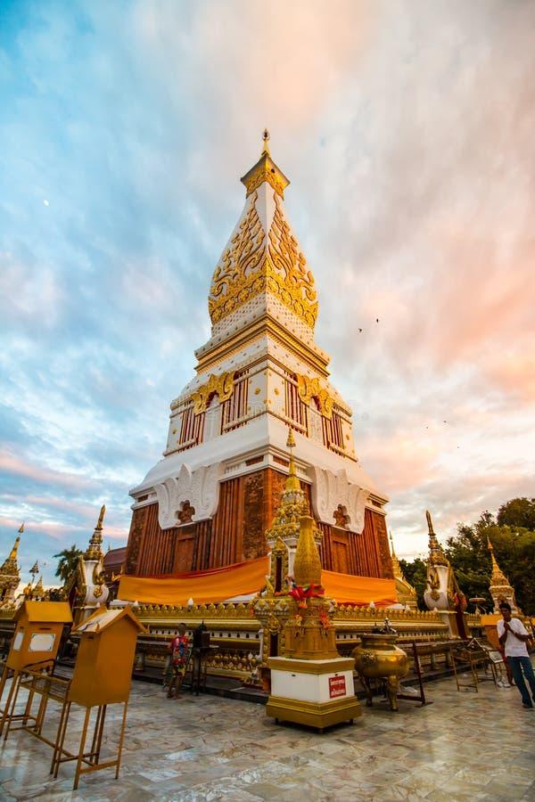 Wat Phra Który Phanom obrazy stock