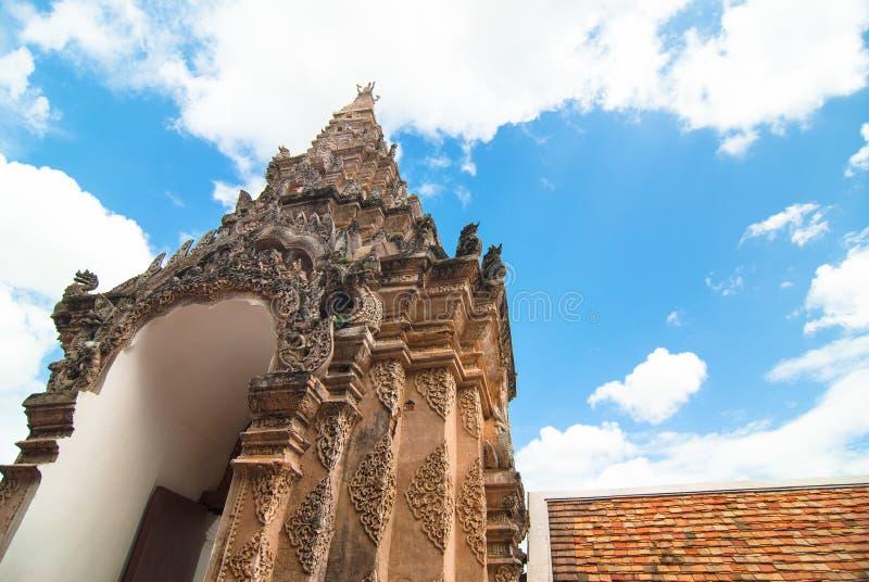 Wat Phra That Lampang Luang fotos de archivo