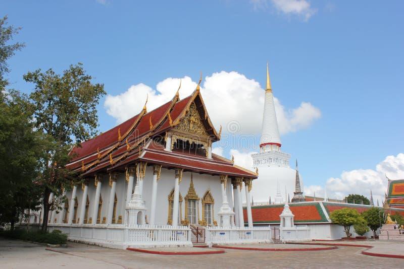Wat Phra Mahathat Woramahawihan image stock