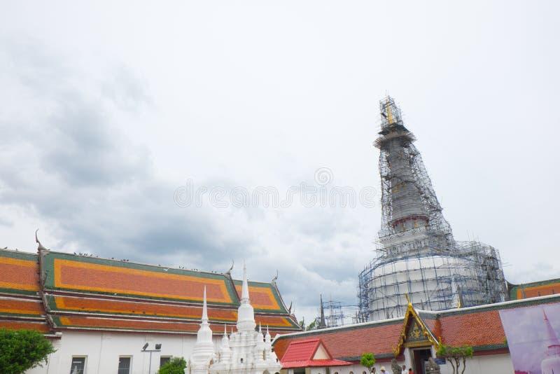 Wat Phra Mahathat Woramahawihan, buddhistische religiöse Orte von im stockbilder