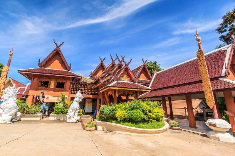 Wat Phra Mongkol Kiri, Tailândia fotografia de stock