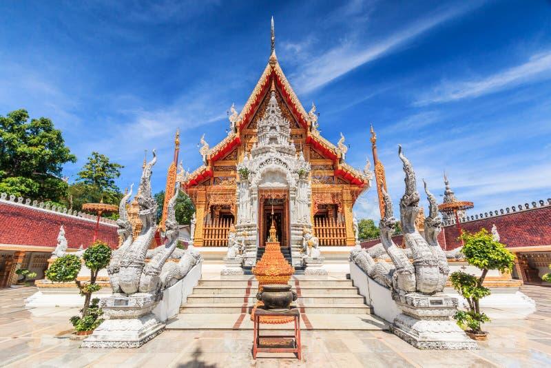 Wat Phra Mongkol Kiri, Tailandia fotos de archivo libres de regalías