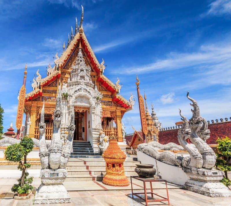 Wat Phra Mongkol Kiri, Tailandia imagen de archivo