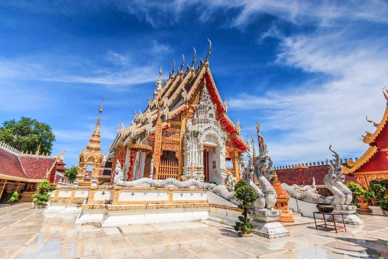 Wat Phra Mongkol Kiri, Tailandia imagen de archivo libre de regalías
