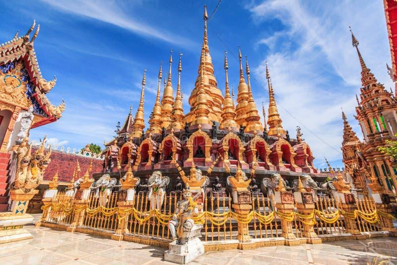 Wat Phra Mongkol Kiri, Tailandia imágenes de archivo libres de regalías