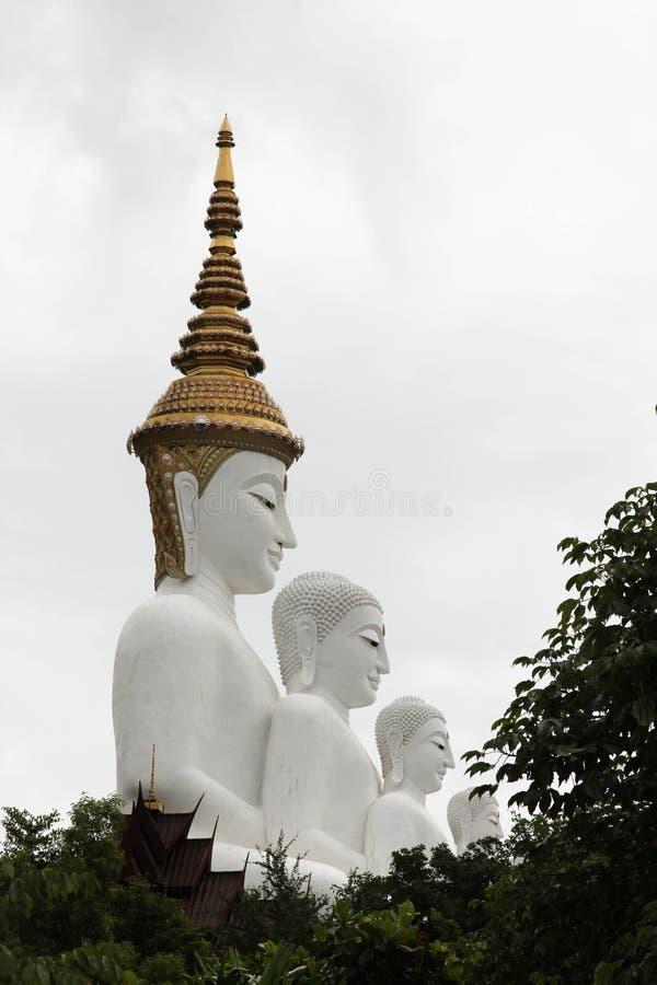 Wat Phra That Pha Son Kaew, Phetchabun, Thailand. stock image
