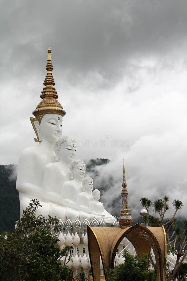 Wat Phra That Pha Son Kaew, Phetchabun, Thailand. royalty free stock image