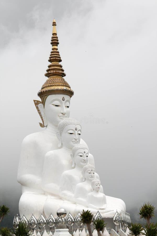 Wat Phra That Pha Son Kaew, Phetchabun, Thailand. stock images