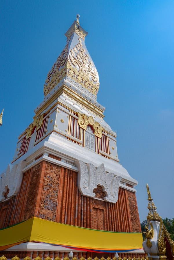 Wat Phra That Phanom in the  northeastern Thailand stock photos