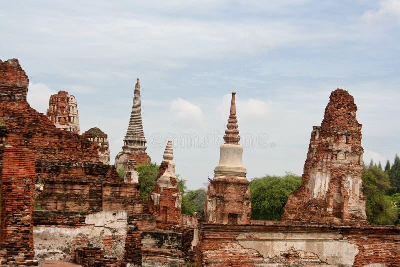 Wat Phra Ram stock images