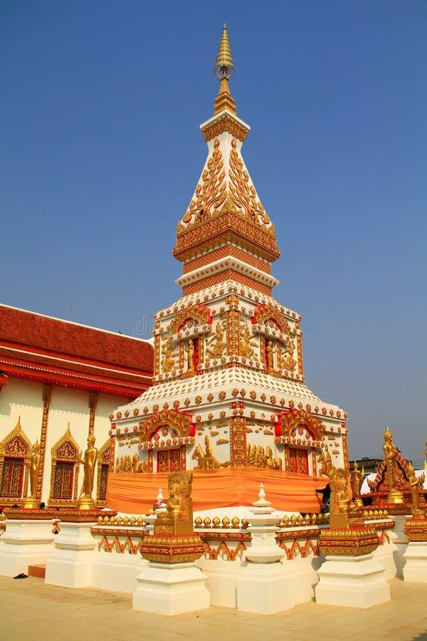 Wat Phra That Si Khun, Nakhon Phanom image libre de droits