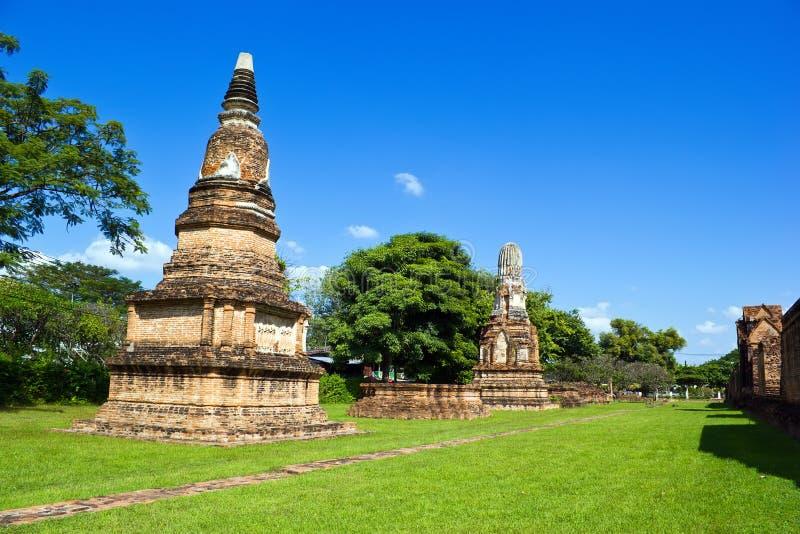 Wat Phra Si Rattana Mahathat obraz royalty free