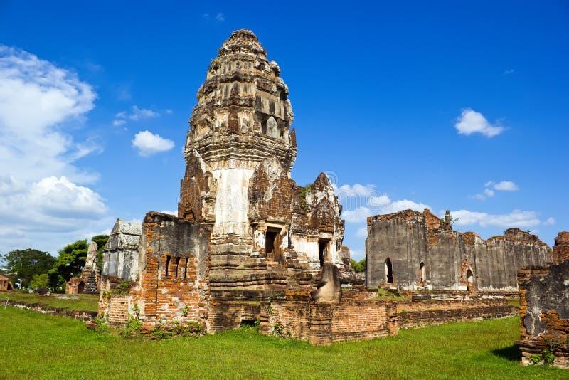 Wat Phra Si Rattana Mahathat obraz stock
