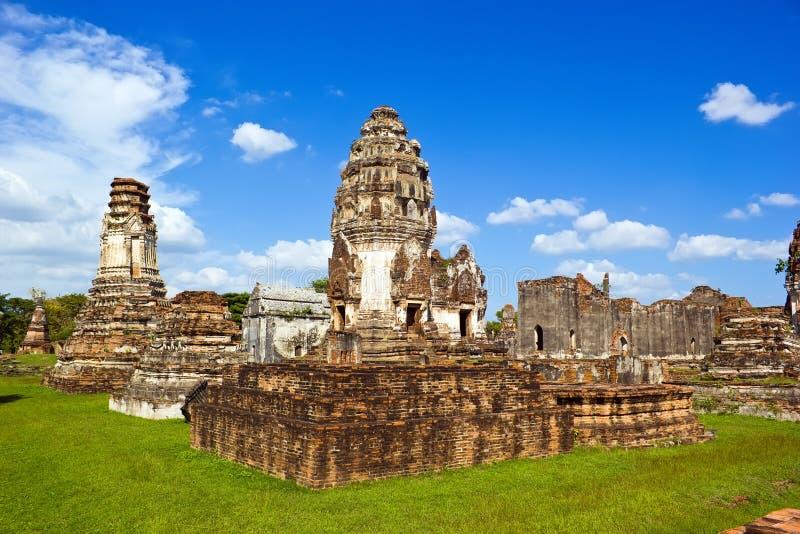 Wat Phra Si Rattana Mahathat zdjęcie stock