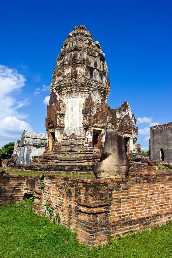Wat Phra Si Rattana Mahathat fotografia stock