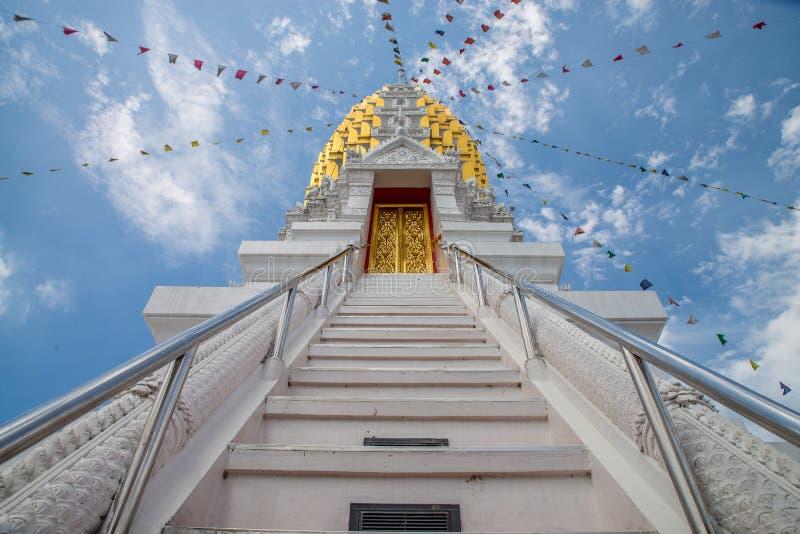 Wat Phra Si Rattana Mahathat Phitsanulok en Thaïlande image libre de droits