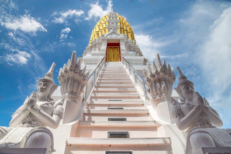 Wat Phra Si Rattana Mahathat Phitsanulok i Thailand royaltyfri bild