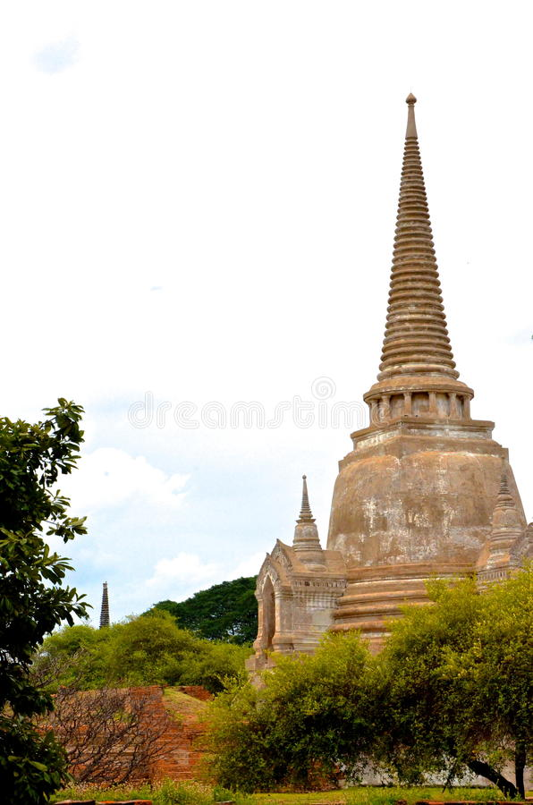 Wat Phra Si Sanphet imagens de stock royalty free