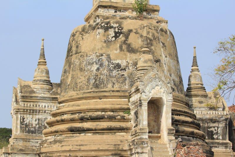 Wat Phra Si Sanphet stockfotografie