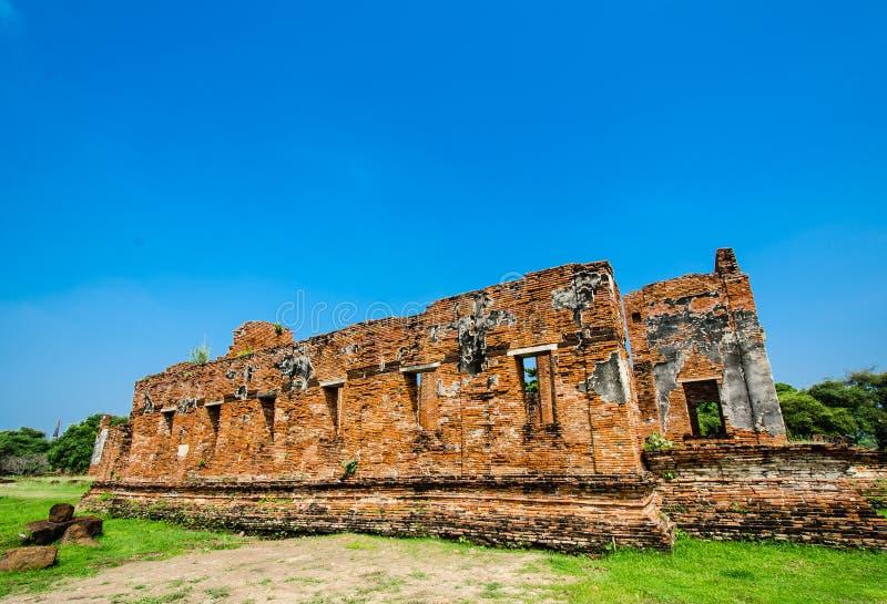 Download Wat Phra Si Sanphet, Ayutthaya Fotografering för Bildbyråer - Bild av stad, royal: 27275229