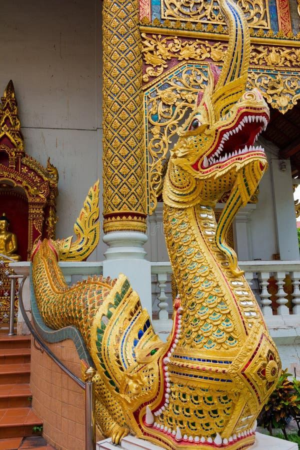 Wat Phra Sing lizenzfreie stockfotografie