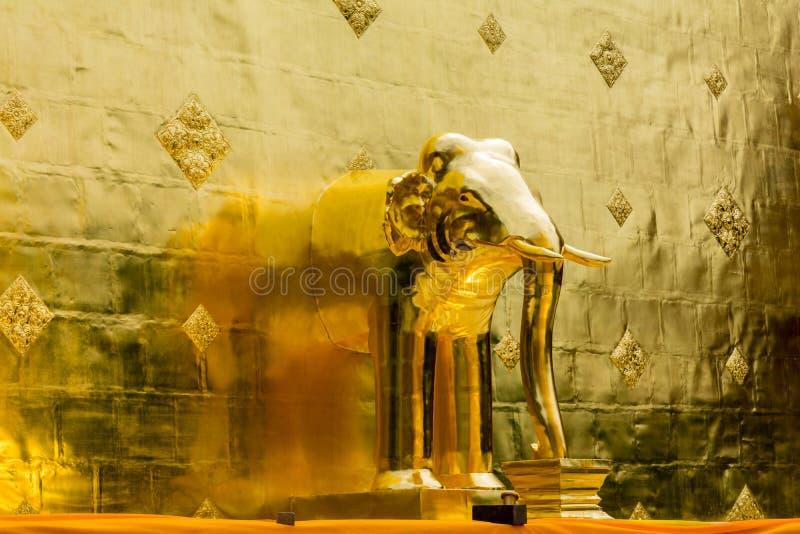 Wat Phra Sing lizenzfreie stockbilder