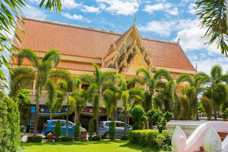 Wat Phra Sing stockfotografie