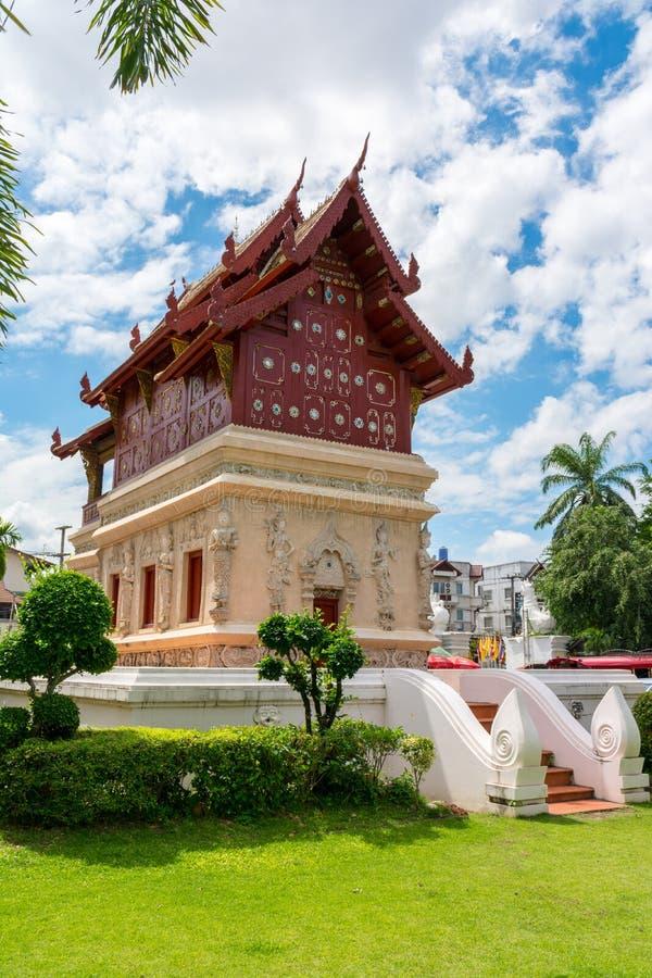 Wat Phra Sing stockbild