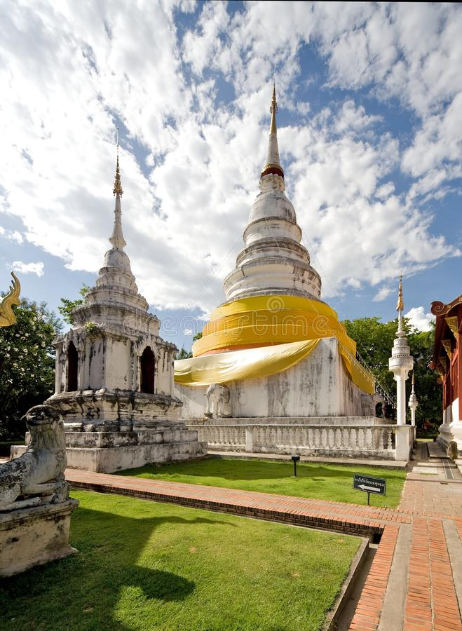Download Wat Phra Singh Temple, Chiang Mai - Thailand Stock Image - Image: 13190007